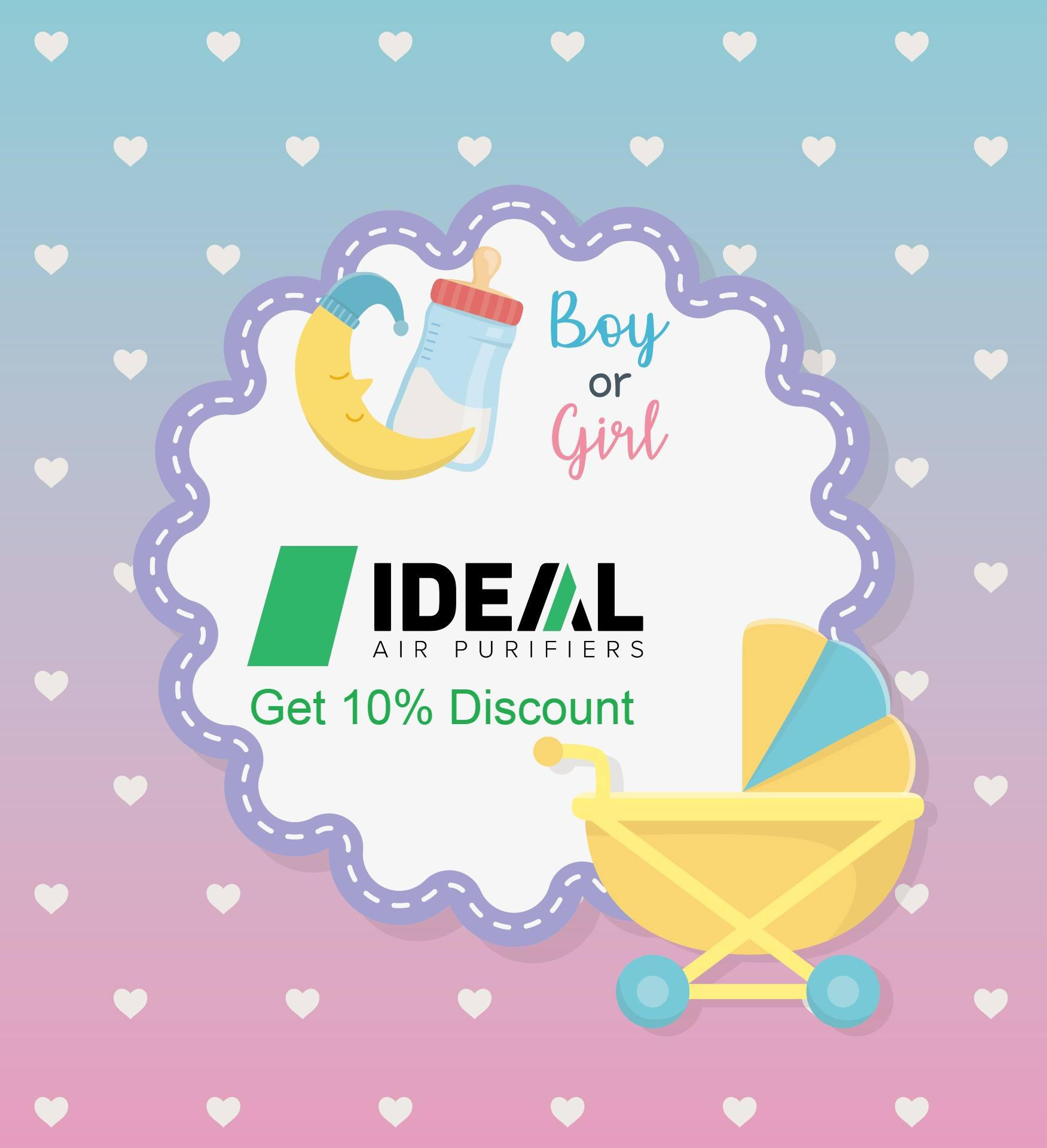 Special offer for newborn babies